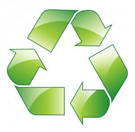 Protect the Environment - Recycle Empty Cartridge